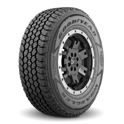 Wrangler All-Terrain Adventure Tires